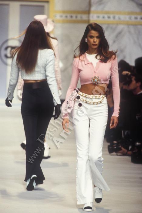 Chanel fashion show