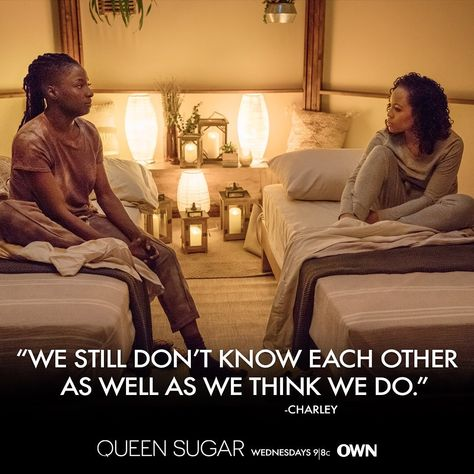 There's still so much to learn. #QUEENSUGAR