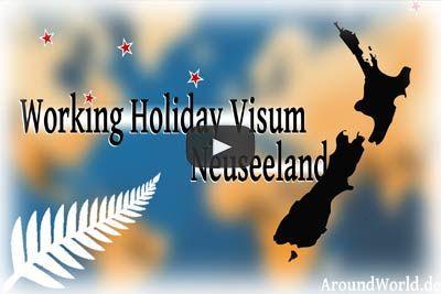 Das Working Holiday Visum (WHV) Neuseeland kannst du bequem online beantragen. Dieses Visum gilt 12 Monate und berechtigt dich mehrfach ein- oder auszureisen. Ausserdem ist es möglich, mit kleinen Jobs deine Reisekasse aufzubessern. Voraussetzungen mind. 18 – und nicht älter als 30 Jahre alt