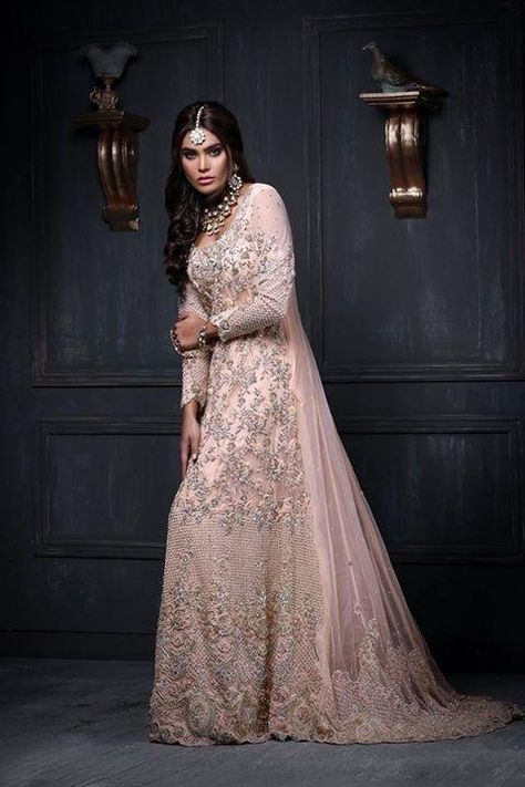 Pakistani Wedding Bridal Dress - Pakistani Bridal Dresses - Pakistani Designer Clothes Online