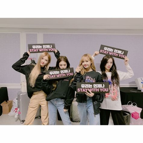 BLACKPINK IN YOUR AREA BLACKPINK IS THE REVOLUTION A little