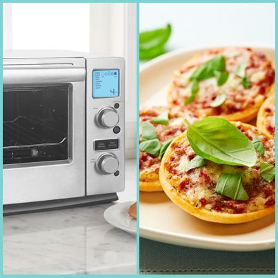 Smart Oven Convection Recipes