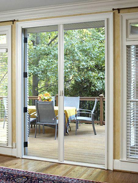 Retractable Screen Door Fly Screens For French Doors 1800mm X