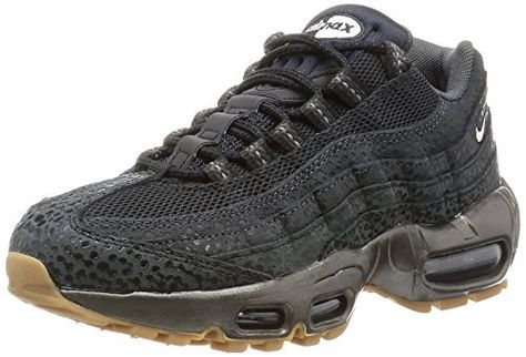 807443002 WOMEN AIR MAX 95 PRM NIKE BLACKANTHRACITE >>> You