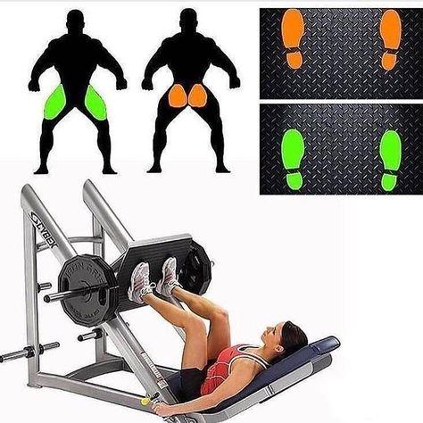 bodybuildingcom HOW TO LEG PRESS by @apfau -...