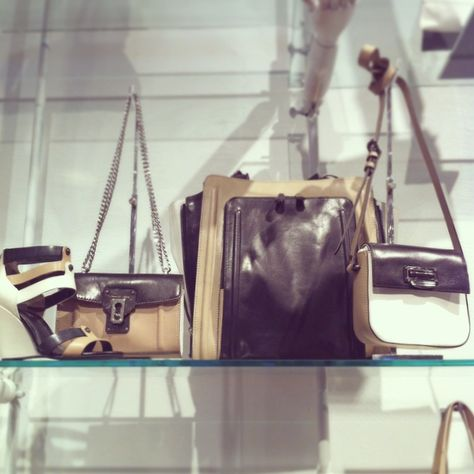 Neutral accessories by Kenneth Cole