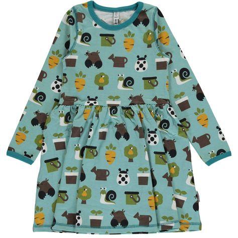 Maxomorra Organic Cotton Baby Owl Bodysuit AU2018 Autumn 2018 Collection