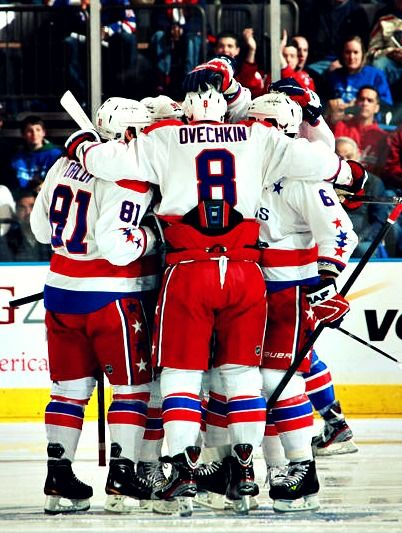 #15 - See the Washington Capitals win the Stanley