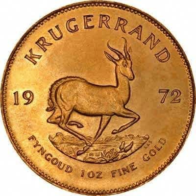 1972 South Africa 1 Oz Gold Krugerrand In 2020 Gold Bullion Silver Bullion Buying Gold