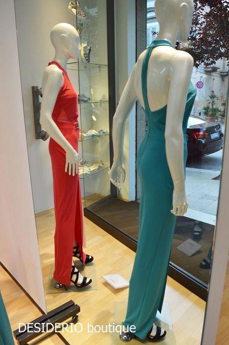DESIDERIO boutique SOANI - Canosa di Puglia BT  SOANI Cerimonia donna  Abbigliamento uomo/donna Canosa di Puglia BT via J.F.Kennedy 31/33 tel. 0883 662 490 e-Mail info@boutiquedesiderio.com