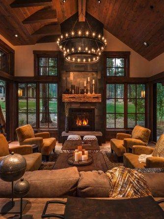 Cozy mountain style cabin getaway in Martis Camp, California - Megalith Nashville Records - Re-Wilding