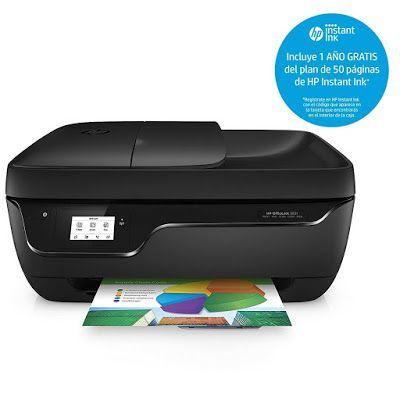 El Precio Justo Hp Office Jet Impresora Multifunción Wireless Networking Wifi Printer