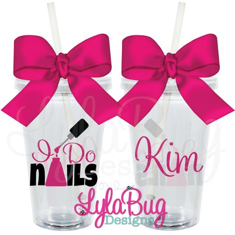 6pc Novelty Manicure Sets Gym /& Her Nail Care Travel Gift Idea Hen Party Gifts