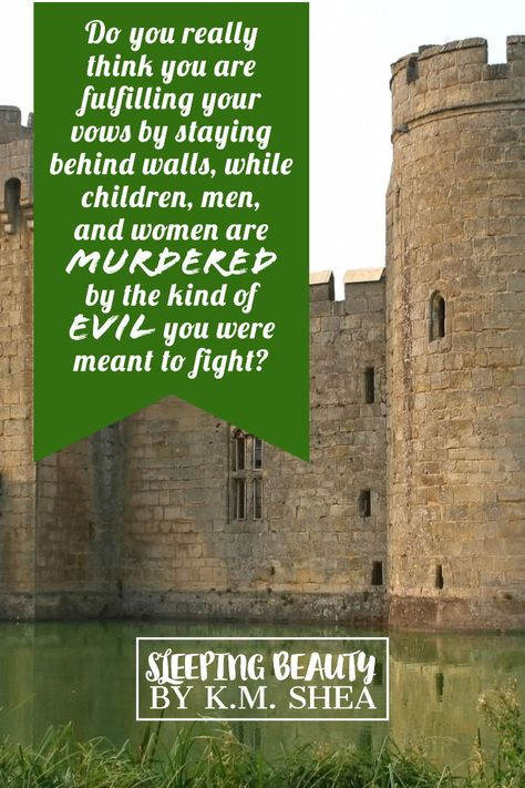 Quote from Sleeping Beauty by K.M. Shea | Timeless Fairy Tales Series | Epic Fantasy Romance | #fairytale