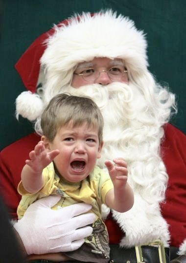 Pin By Monica Roberts On B E T T E R W A T C H O U T Scary Christmas Funny Pictures For Kids Bad Santa