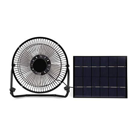 Top 10 Best Solar Powered Fan Reviews Buying Guide Solar Powered Fan Solar Fan Small Solar Panels