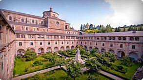 Samos Abbey Samos Lugo Galicia Espana Catedral