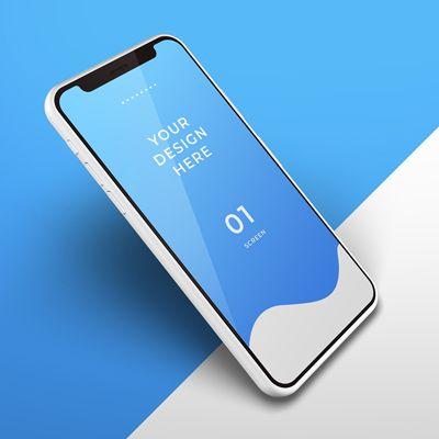 Phone Mockup App Scree Design With High Resolution Psd Mobile App Mockup Psd Free Download For App Presentation Smart Object Phone Mockup Phone Mockup Design