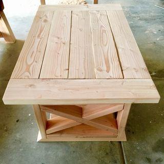 Kreg Jig K5 Pocket Hole Master System Coffee Table Farmhouse