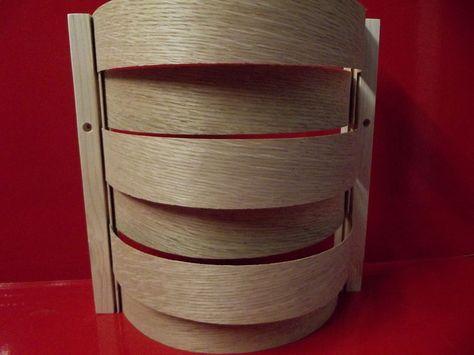 Sauna-lampenschirm Holzblendschirm Saunalampe Sauna Saunalicht ,Neu,vlasve