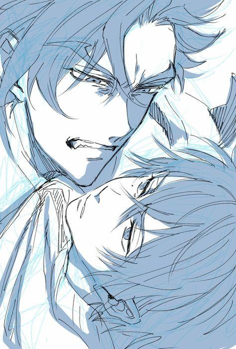 Ainosuke Shindo x Tadashi Kikuchi / Adam x Snake