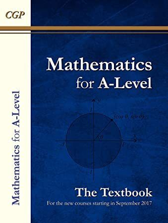 Pdf Free New A Level Maths Textbook Year 1 2 Cgp A Level