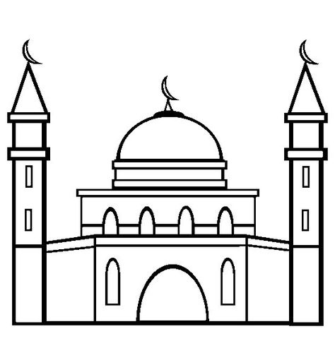 List Of Pinterest Mosques Drawing Easy Pictures Pinterest Mosques