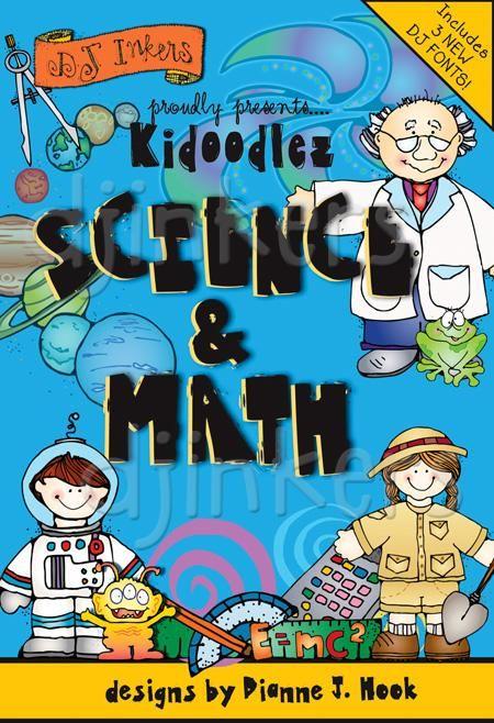 Kidoodlez Science Math Science Clipart Math Clipart Science For Kids Math For Kids Math Clipart Science Clipart Math Design