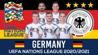 Germany Official Squad Uefa Nations League 2020 Germany Germanysquaduefanationsleague2020 Germanysquadnationsleague2020 Germanysquaduefanationsleague Ger En 2020