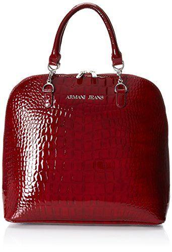 Armani Jeans U7 Printed Crocodile Bugatti Shoulder Bag, Bordeaux, One Size Armani Jeans http://www.amazon.com/dp/B00IV2P8KQ/ref=cm_sw_r_pi_dp_zS0Lub1APZ20J
