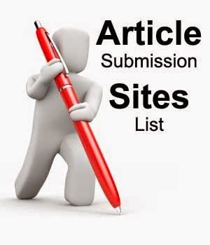 Blog Nucleus: Top free article submission website list