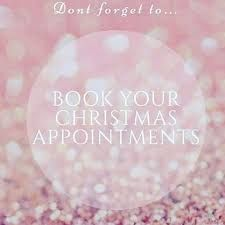 Christmas Beauty Appointments.Image Result For Appointments Available Art Nails In 2019