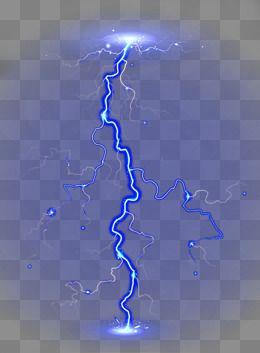 Blue Lightning Blue Lightning Lightning Clip Art