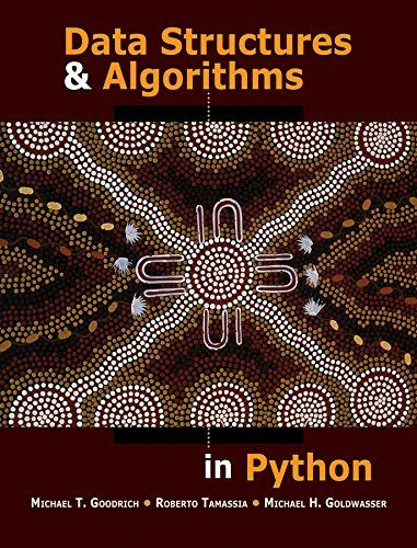 Epub Free Data Structures And Algorithms In Python Pdf Download