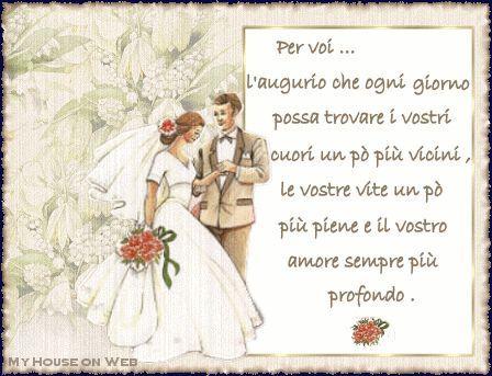 Frasi Anniversario Matrimonio 450.Frasi Di Auguri Anniversario Di Matrimonio Auguri Di Nozze