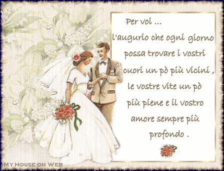 Frasi Per Un Matrimonio Speciale.Frasi Di Auguri Anniversario Di Matrimonio Auguri Di Nozze
