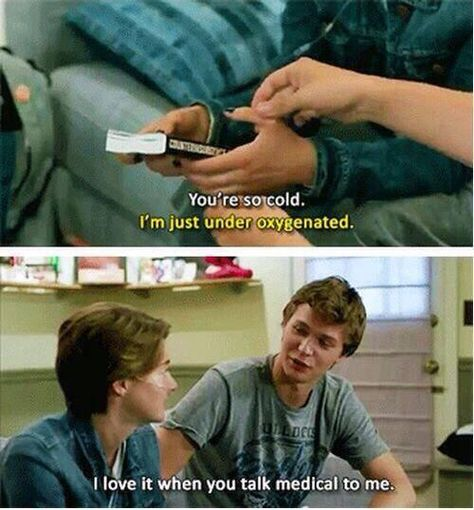 Everything Netflix Related On The Fault In Our Stars Movie