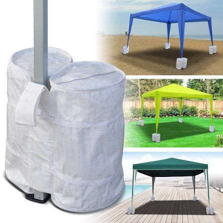 Sports Outdoors Tent Weights Patio Canopy Canopy Tent