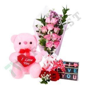 31 Gambar Bunga Romantis Untuk Pacar Tips Memilih Bunga Buket Untuk Pacar Atau Kekasih Tws Bucket Bouquet Buket Bunga Plastik Berkuali Di 2020 Bunga Romantis Gambar