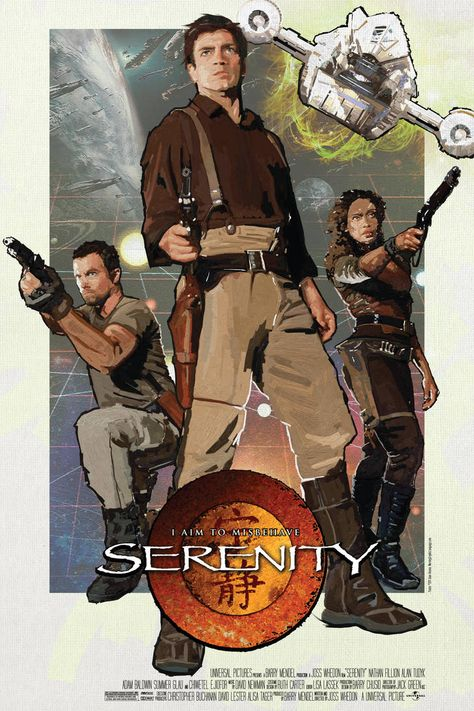 Serenity by dgreeves on DeviantArt