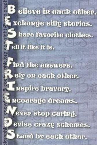 friendship definition essay