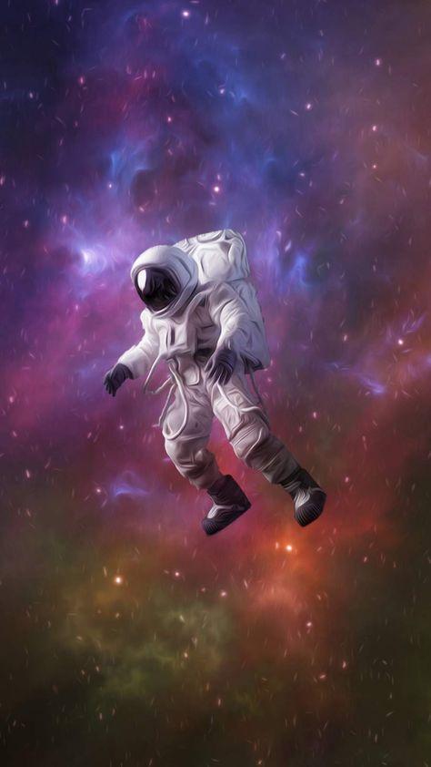 4K Astronaut iPhone Wallpaper - iPhone Wallpapers