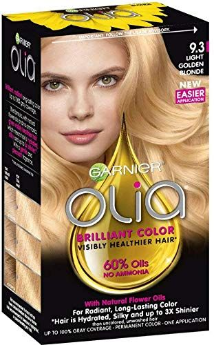 Amazing Offer On Garnier Olia Ammonia Free Brilliant Color Oil