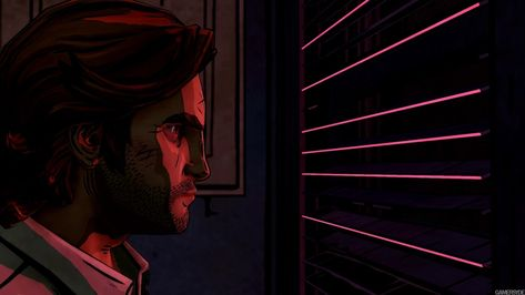 The Wolf Among Us Hd Wallpapers 14 1920 X 1080 The Wolf Among Us Neon Noir Noir