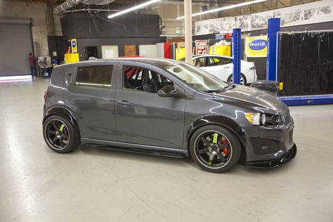 Chevy Sonic Custom >> Modified Mag S Sonic Rs Build Chevy Sonic Owners Forum