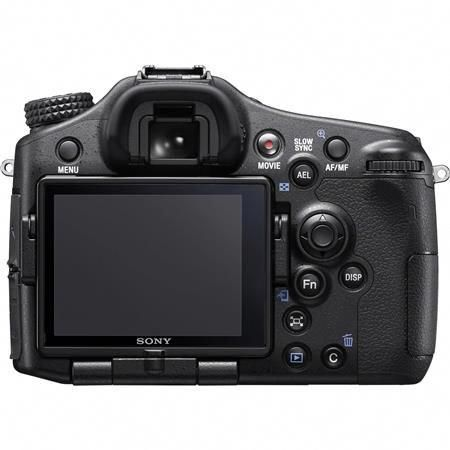 Sony A77ii Alpha 77 Mark Ii Translucent Mirror Dslr Digital Camera 24 3mp 12fps Oled Electronic Viewfinder Full Hd Movie With Sony Sony Alpha