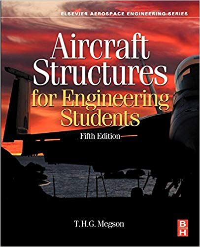 Https Students Manuals Com Product Solutions Manual For Aircraft Structures For Engineering Stud Engineering Student Aircraft Structure Aerospace Engineering