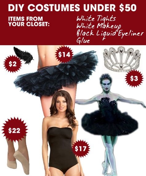 Who didn't love Natalie Portman's dramatic Swan Lake costume in the Oscar nominated film, Black Swan? A first film showing for the Mulleavey sisters of Rodarte, the black ballerina costume is ornately decorated with jewels, feathers and heavy black tulle, and was a visual stunner. But who...