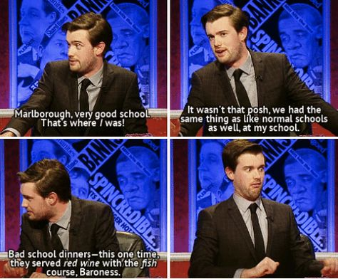 """On private education: 