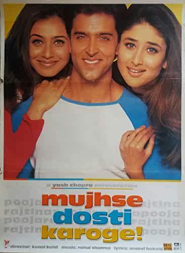 Mujhse Dosti Karoge 2002 Free Movies Free Movies Online Full Movies